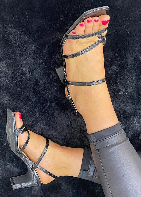 Sandales bottega
