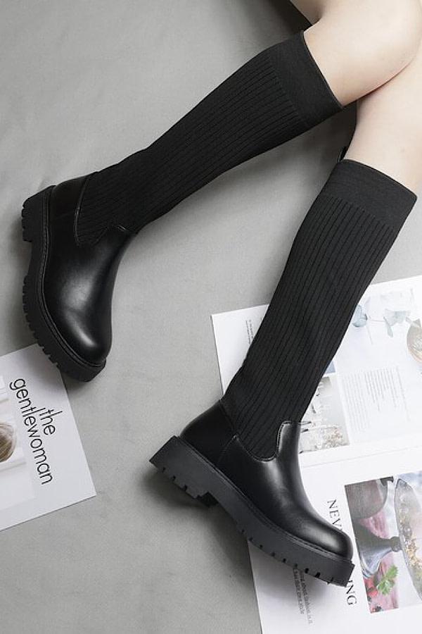 Botte chaussettes