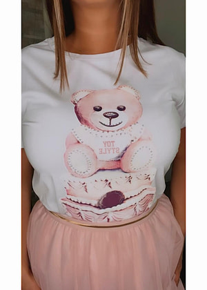 T-SHIRT TOY STYLE