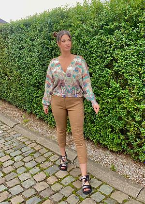 Pantalon Lycra
