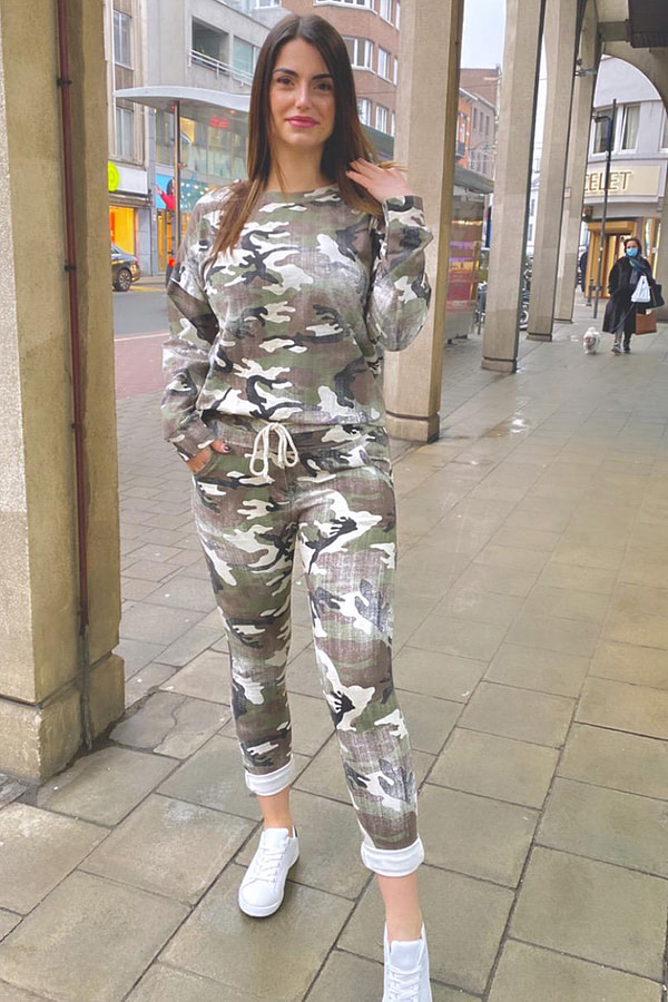 jogging militaire